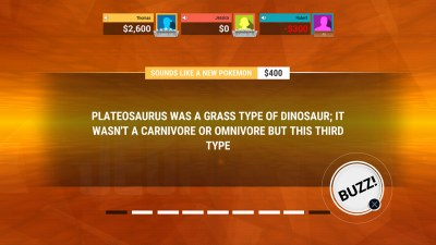 Jeopardy!® on PS4 | Official PlayStation™Store US