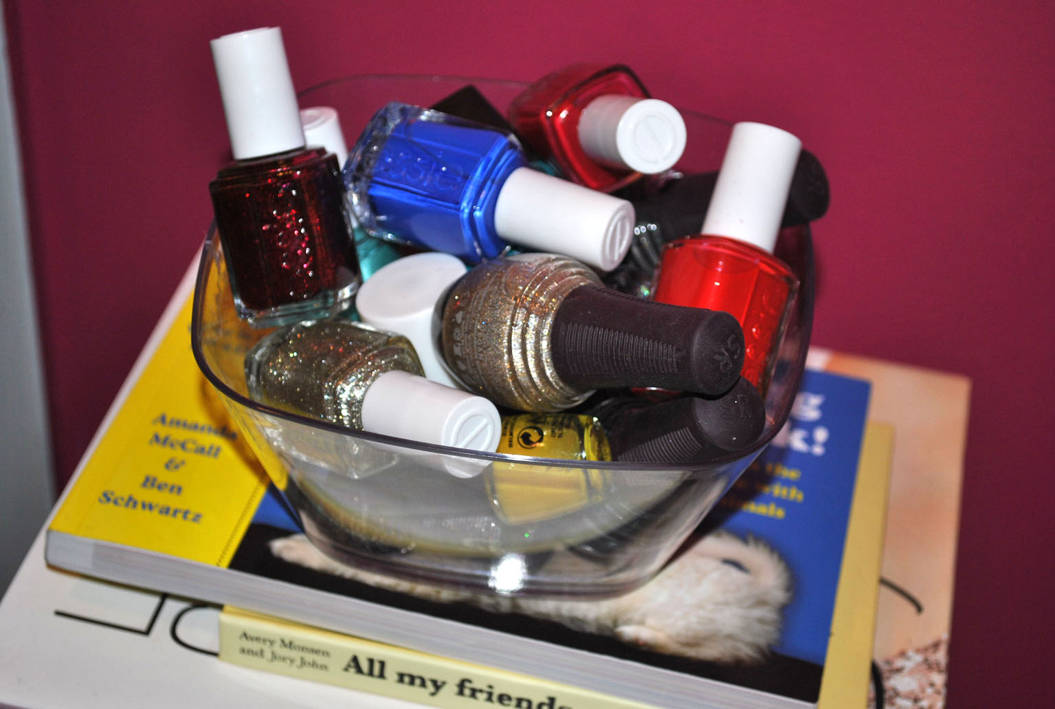 Nail polish collection and storage a pop of colour my stand is by opi and i was given it however if you are interested in getting one yourself check out ebay or beauty supply stores although you will solutioingenieria Choice Image