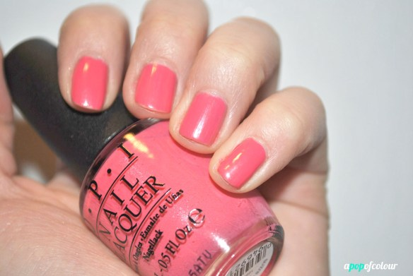 OPI You're Such a Budapest!