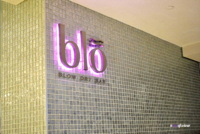 Blo sign