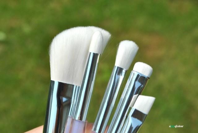 Brush tips