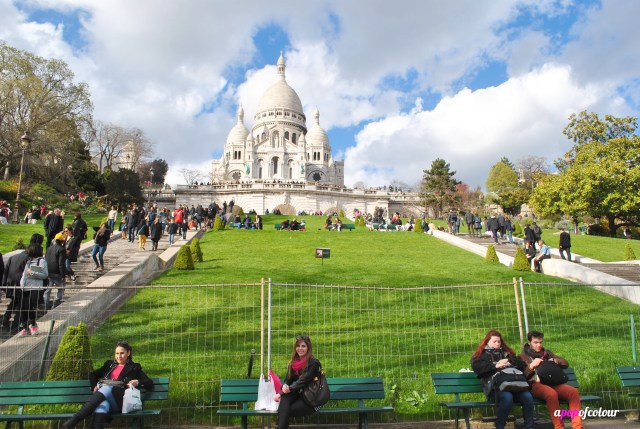Me and the Sacre Coeur
