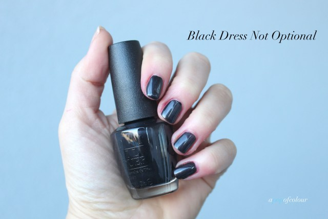 black-dress-not-optional
