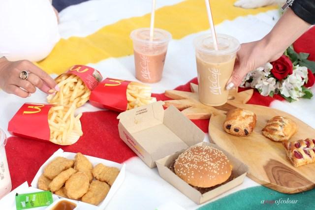McCafe Summer Drink Days
