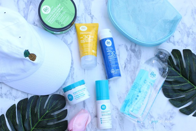 Summer beauty essentials from Be. Better at Rexall