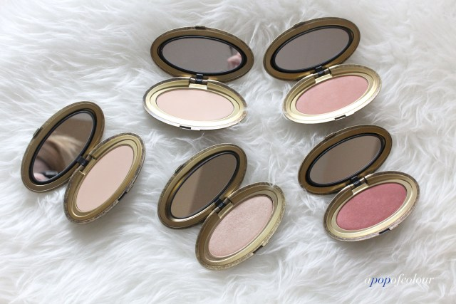 MAC Robert Lee Morris Pro Longwear powders and blushes