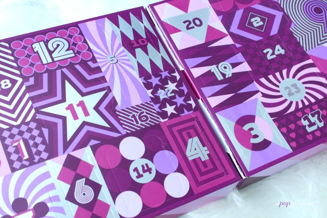 The Body Shop 24 Days of Beauty advent calendars