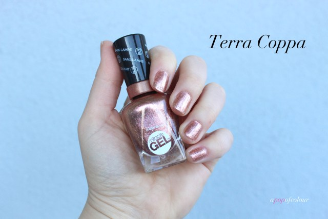 Sally Hansen Miracle Gel Terra Coppa