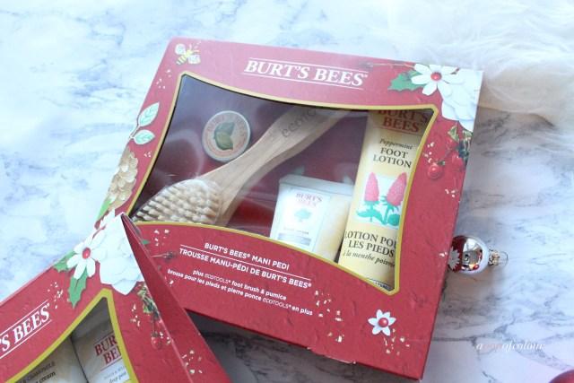Burt's Bees Mani Pedi set