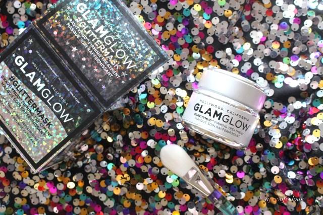 Glam Glow Glitter Mask Gravity Mud Firming Treatment