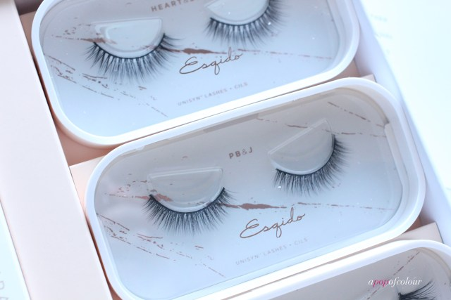 Esqido Unisyn Lashes in PB&J