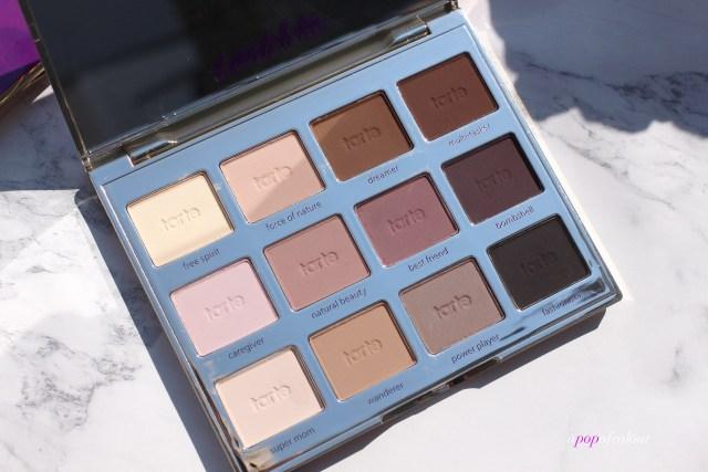 Tarte Tartelette matte eyeshadow palette