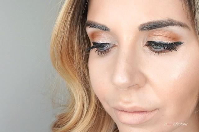 Makeup look using L'Oreal Paris Paradise Enchanted collection