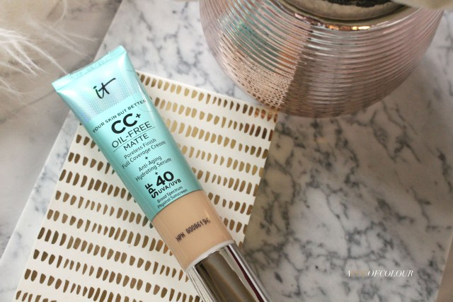 IT Cosmetics Your Skin But Better CC Cream Matte
