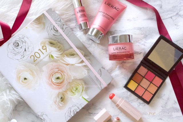 Beauty products to rock Living Coral.