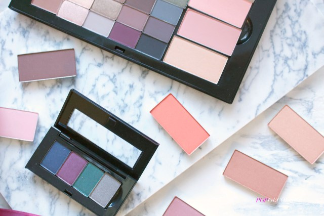 Mary Kay Cosmetics Chromafusion blushes and eyeshadows
