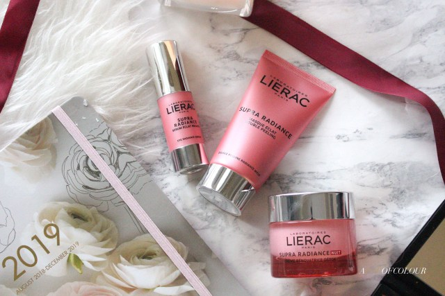 Lierac Paris Supra Radiance products