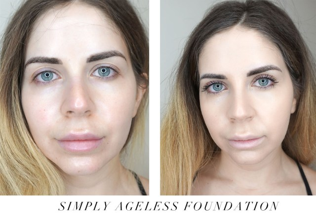 Covergirl + Olay Simply Ageless Foundation