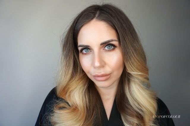 Makeup look using Revolution Makeup London
