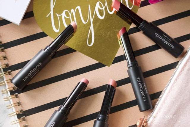 BareMinerals BarePro Longwear Matte Lipsticks