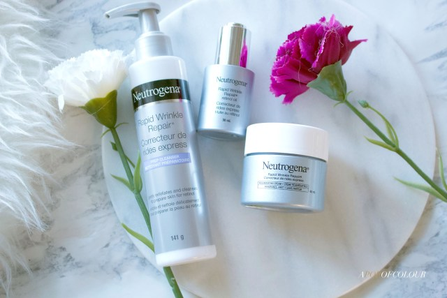 Neutrogena Rapid Wrinkle Repair Regime
