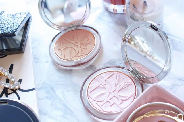 Diorskin Nude Luminizer Lolli'Glow Powders