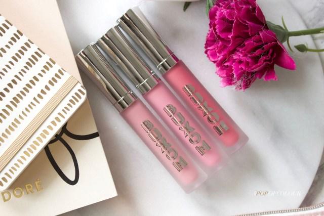 Buxom Wanderlust Full-On Plumping Lip Gloss Creams