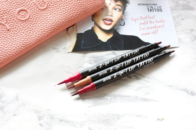 Avon 2-in-1 Lip Tattoo