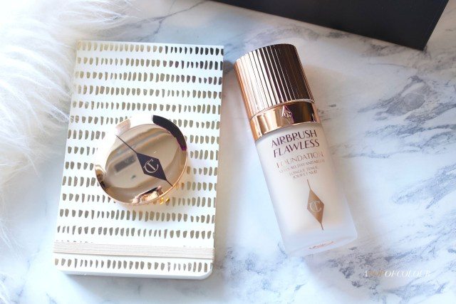 Charlotte Tilbury Airbrush Flawless Finish Foundation and