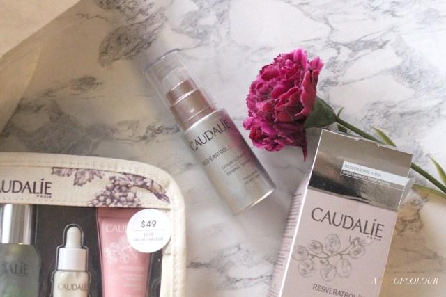 Caudalie Resveratrol Lift Firming Serum from Beauty Sense