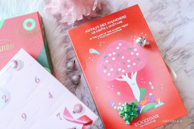 L'Occitane Signature Advent Calendar for 2019