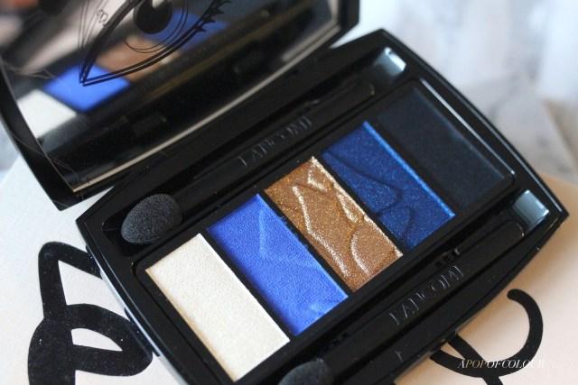 Lancome Hypnose Palette in Bleu Hypnotique
