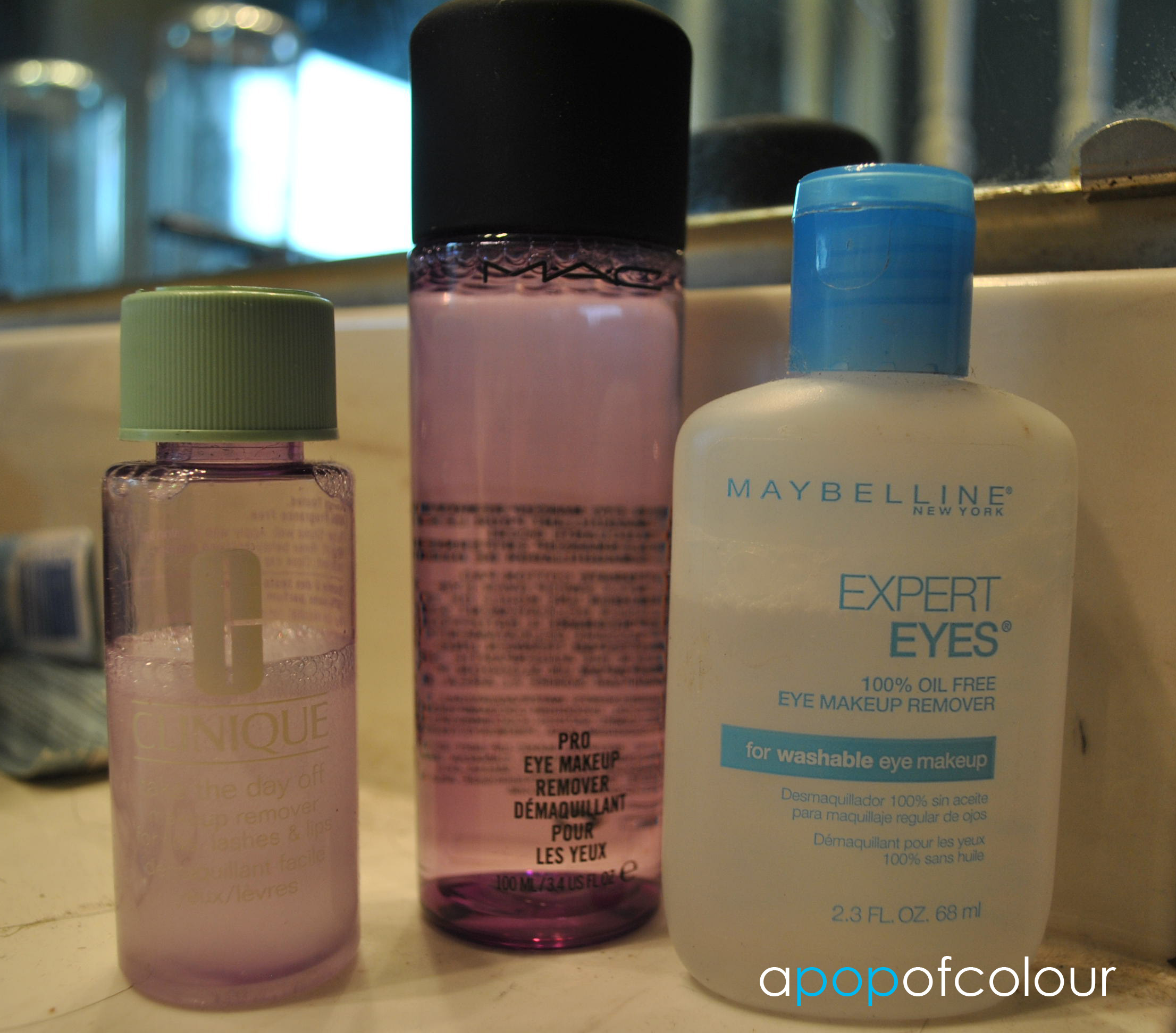 Makeup Be Gone The Hunt To Find The Best Makeup Remover A Pop Of