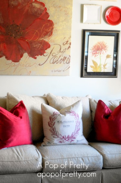 DIY Wall Art Gallery Grouping