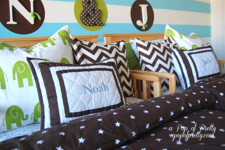 DIY Toddler boy room decorating