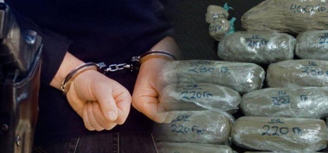 """""""Πιάστηκε"""" φορτηγό με 25 κιλά κοκαΐνη... Ο ρόλος των δύο Κρητικών"""