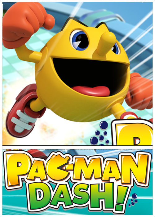PAC-MAN DASH!