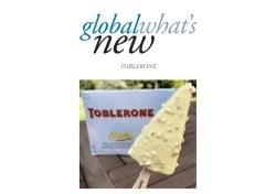 Small Of Toblerone Ice Cream
