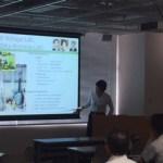 東京大学准教授 熊田先生のご講演