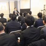 三庄インダストリー株式会社 代表取締役社長 山本様より会社紹介