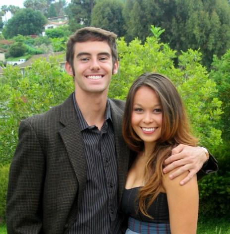 Kyle and Christine 2