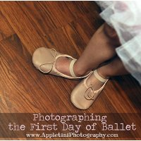 Photographing the First Day of Ballet