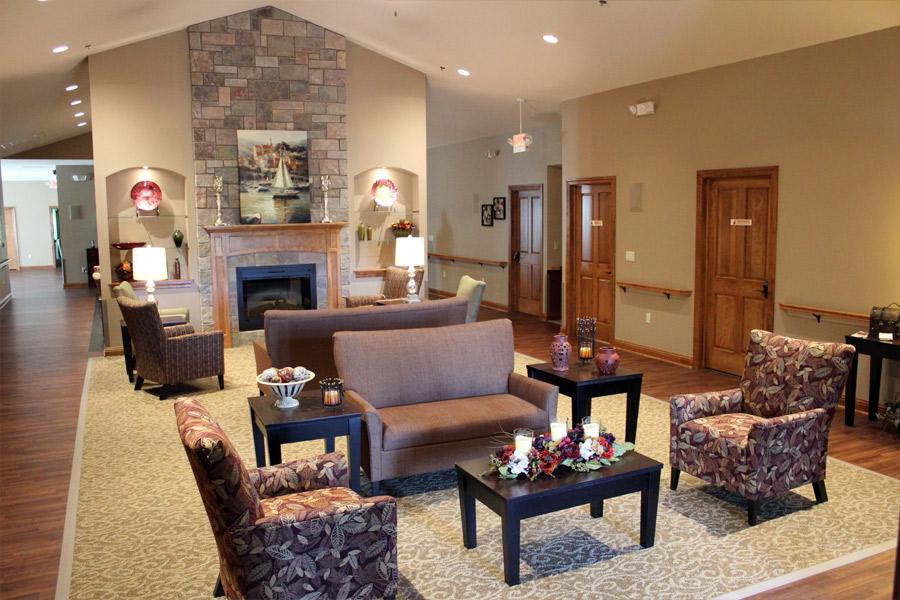 Brookfield Living Room