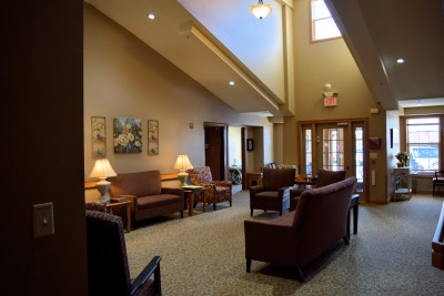 Applewood of New Berlin Main Lobby