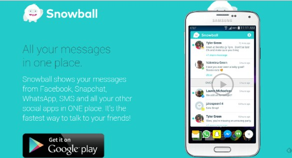 Snowball Feature
