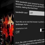 Surfcube, un navigateur 3D pour votre téléphone Windows Phone 7