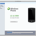 Synchroniser Windows Phone avec Mac OS X avec Windows Phone 7 Connector