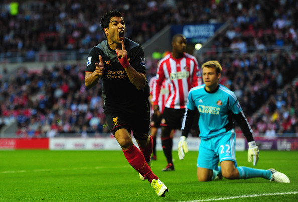 Luis+Suarez+Sunderland+v+Liverpool