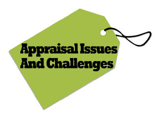 Appraisal Issues and Challenges