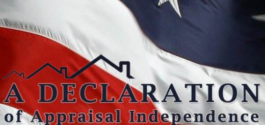 Declaration of Appraisal Independence